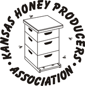 kansas honey association logo